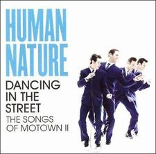 HUMAN NATURE - DANCING IN THE STREET: THE SONGS OF MOTOWN II NEW CD
