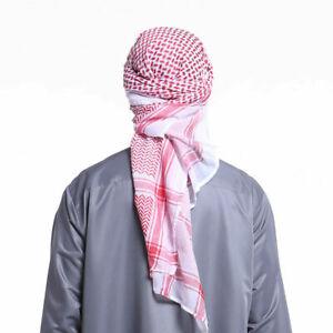 Arabischer Schal - Kopf Schal -Yashmagh - Shemagh - Keffiyeh -Turban