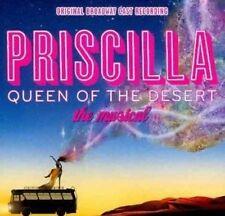 Priscilla Queen of The Desert Original Broadway Cast CD