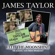 James Taylor - Feel the Moonshine [New CD]