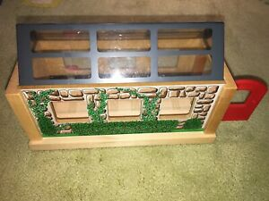 Engine Shed From Thomas And Friends Wooden Railway