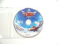 The Legend of Zelda: Skyward Sword (Nintendo Wii, 2011) (Disc Only)