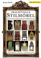 Rainer Haaff Prachtvolle Stilmöbel des Historismus mit Preisen 9783938701058