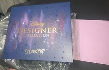 ColourPop Disney Designer Midnight Masquerade PR Collection ~ BNIB