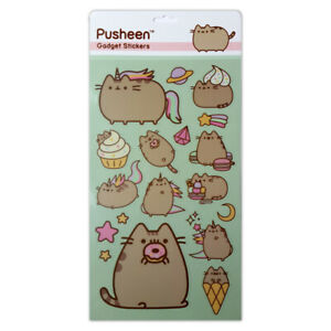 Pusheen Gadget Decal Stickers