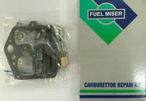 NEW FUEL MISER CARBY REPAIR KIT - HT420  FITS HOLDEN ASTRA LB,NISSAN PULSAR N12