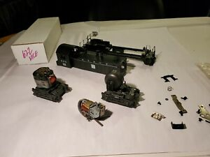Lionel Post War # 622 Original Shell / Frame / Motor  For Parts / Restore1949/50