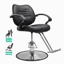 BestSalon Hydraulic Barber Chair Styling Salon Beauty Equipment Spa classic