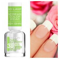 Miss Sporty 3D Gel Effect Top Coat Nail Conditioner Strengthener No UV Light