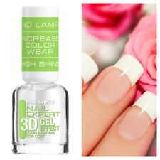 Miss Sporty 3D Gel Effect Top Coat Nail Conditioner Strengthener No UV Light