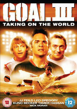 Goal III: Taking on the World NEW PAL Cult DVD JJ Field