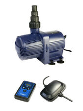 Blaue Bella III BB3 Teichpumpe Energiesparpumpe regelbare Süß-/Meerwasserpumpe