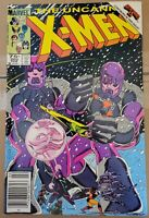 Uncanny X-Men #202 Sentinels and Beyonder App. (1986)