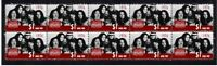 LYNYRD SYKNYRD STRIP OF 10 MINT VIGNETTE VIGNETTE STAMPS, 1976