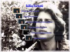 DVD Karaoké Mike Brant (26 titres home made)