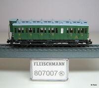 Fleischmann N 807007 K - Carrozza passeggeri a 3 assi Cy 74.281 di 3 classe FS