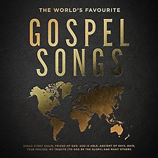 The World's Favourite Gospel Songs - Various Artists 3CD SET