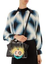 Fendi  Dazzling  Mink Fox fur Bag Bug Keychain Bag Charm. 80ca798648