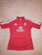 Adidas British & Irish Lions 2009 Player Issue Jersey. Size 11 (L/XL)