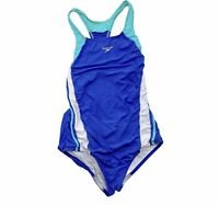 Speedo Women Blue Triathletes Swimsuit