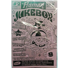 FANZINE HUMAN JUKEBOX #2 . union carbide productions downliners sect billy child