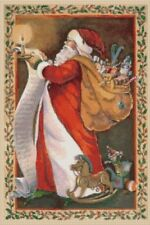 Santa's Wish List Counted Cross Stitch COMPLETE KIT #4-432