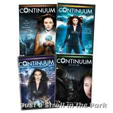 Continuum Complete TV Series Seasons 1 2 3 4 Boxed / DVD Set(s) NEW!