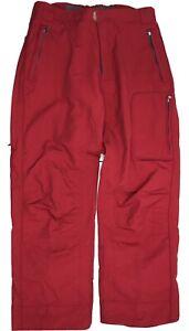 OBERMEYER Men's Pants 'Lava' Heavy Skiing Snowboarding Snow 34 x 30 Sz Large