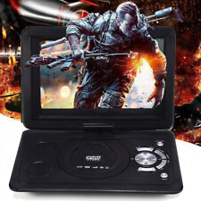 "10.1"" Auto Tragbarer Portable 3D DVD Kopfstützen Monitor Player SD USB AV IN OUT"