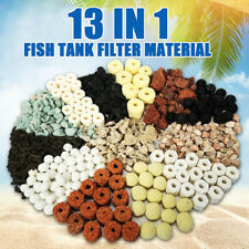 500g Aquarium Sandstone Filter Material Gravel Decor Fish Tank Fresh Supply #AM8