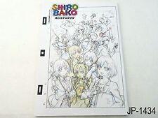 Shirobako Mini Fanbook 1 Japanese Artbook Japan Book Illustration US Seller