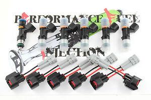 650cc Bosch EV14 Fuel injectors FITS Infiniti G35 G37 I35 M35 VQ53DE VQ37VHR