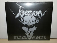 VENOM - BLACK METAL - DIGIPAK CD