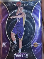 2016 Ivica Zubac Threads RC Los Angeles Lakers 269