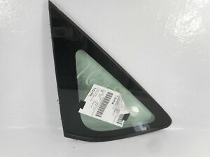 NAGD Rear Heated Back Window Back Glass with Antenna Compatible with Toyota Prius 4 Door Hatchback 2004-2009 Models