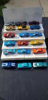 Lot 18 Hot Wheels, Matchbox PONTIAC Cars - Firebird, GTO Judge, Bonneville Set