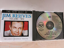 JIM REEVES - The Very Best Of - Vol. 2   CD  ND 90568