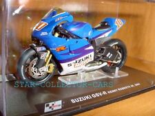 SUZUKI GSV-R GSVR KENNY ROBERTS JR 2004 1/24 MOTO-GP#10