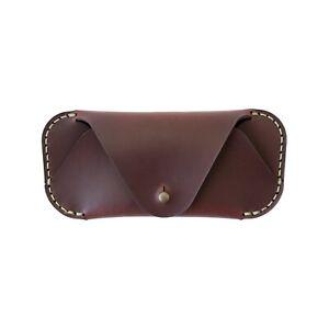 Makr - Leather Eyewear Sleeve - Brown (Pre-owned)