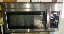 LG LMVM2033ST 2-cu ft Over-the-Range Microwave with Sensor Cooking