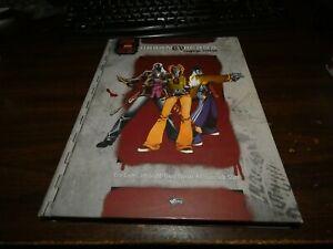 D20: Modern: Urban Arcana Hardcover Rulebook