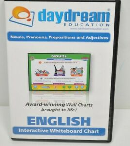 Daydream Education English Interactive Whiteboard Chart For PC & Mac