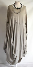 FAB SARAH SANTOS  cotton parachute dress  size  XXL/XXXL ECRU