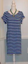 Women's Nautical Striped Dress SPERRY Top-Sider Size XL