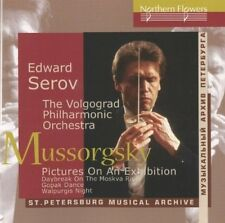 Volgograd Philharmon - Mussorgsky: Pictures At An Exhibition [New CD]