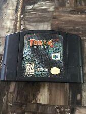N64 Nintendo 64 Turok 2 Seeds Of Evil Cart Only L@@K