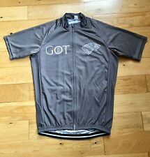 Game Of Thrones GOT Cycling Jersey Winter Is Coming M/L/XL/XXL/XXXL (UK seller)