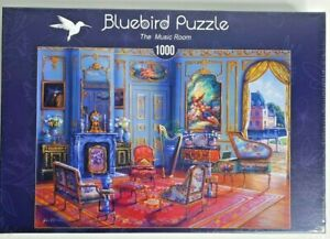 VTG BLUEBIRD The Music Room Jigsaw Puzzle 1000 pieces