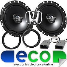 Honda Accord 2008-2012 JVC 17cm 600 Watts Front Door Car Speakers & Fitting Kit