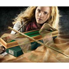 The Noble Collection Harry Potter Baguette Magique d'Hermione Granger avec Boîte Ollivanders